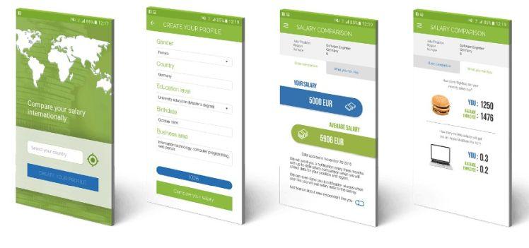 Paylab aplikacija