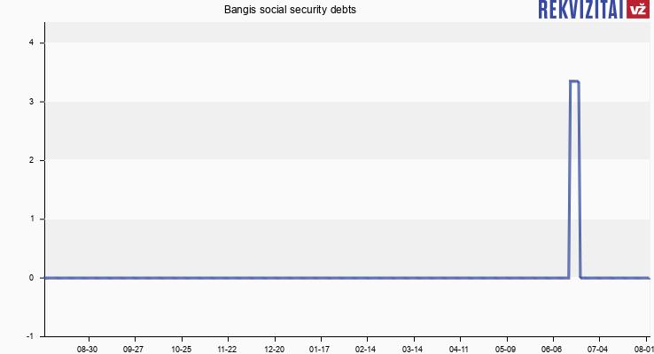 Social Security Payment Schedule 2020.Bangis No Social Insurance Debt Rekvizitai Lt