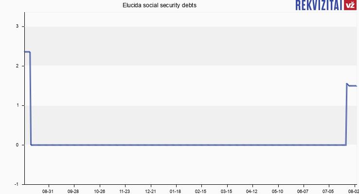 Elucida social security debts