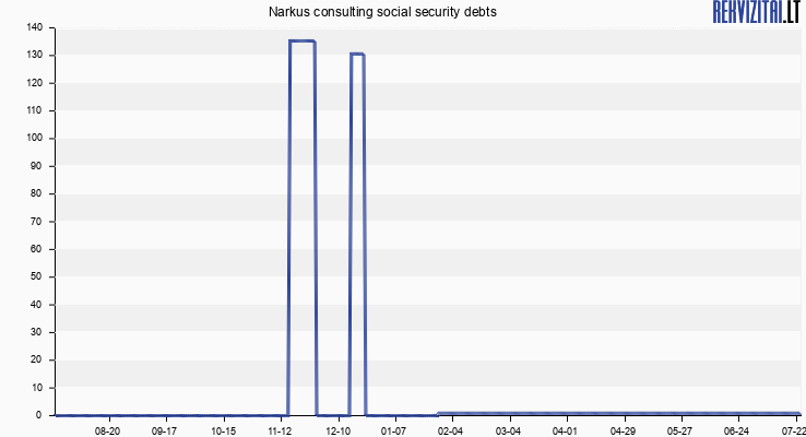 Narkus consulting social security debts