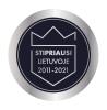 Stipriausi Lietuvoje 2011-2021