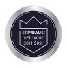Stipriausi Lietuvoje 2014-2021