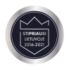 Stipriausi Lietuvoje 2016-2021
