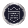Stipriausi Lietuvoje 2017-2021