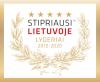 Stipriausi Lietuvoje Lyderiai 2015-2020