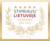 Stipriausi Lietuvoje Lyderiai 2016-2020