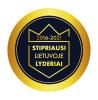 Stipriausi Lietuvoje Lyderiai 2016-2021