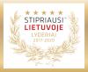 Stipriausi Lietuvoje Lyderiai 2017-2020