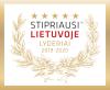 Stipriausi Lietuvoje Lyderiai 2019-2020