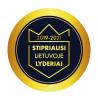 Stipriausi Lietuvoje Lyderiai 2019-2021