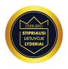 Stipriausi Lietuvoje Lyderiai 2020-2021