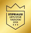 Stipriausi Lietuvoje vadovai 2018