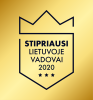 Stipriausi Lietuvoje vadovai 2019-2020