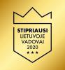 Stipriausi Lietuvoje vadovai 2020