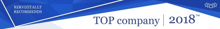 TOP companies 2018