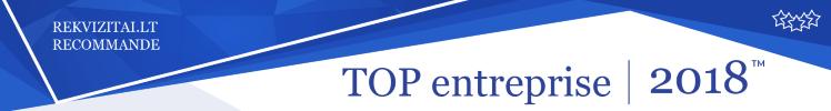 TOP entreprise 2018