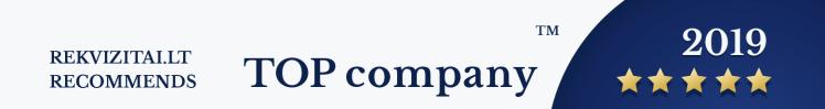 TOP companies 2019