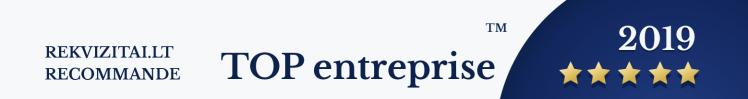 TOP entreprise 2019