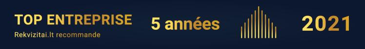 TOP entreprise 2021