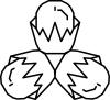 3 norai, UAB logotipo