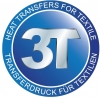 3T - Transfers technologies for textile, UAB logotipas