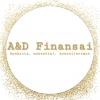 A&D Finansai, MB logotipas
