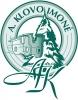 A. Klovo įmonė logotyp