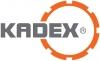 """A. Povilausko įmonė """"Kadex"""" logotipas"""