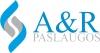 "UAB ""A&R paslaugos"" логотип"