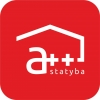 A++ statyba, UAB logotipas