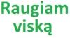 Abukauskų ūkis logotype