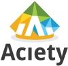 "UAB ""Aciety"" logotipo"