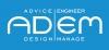 Ademo grupė, UAB logotipas