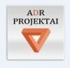 """UAB """"ADR PROJEKTAI"""" logotipas"""