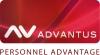 Advantus, UAB logotipas