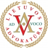 Advokato Simo Vitkaus kontora logotipo