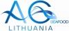 "Uždaroji akcinė bendrovė ""AG Seafood Lithuania"" logotipas"