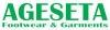 Ageseta, UAB logotipas