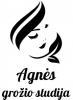 Agnės grožio studija, IĮ logotipas