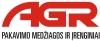 AGR pakas, UAB logotipas