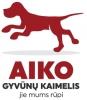 """VšĮ """"Aiko gyvūnų kaimelis"""" logotipas"""