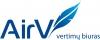 AIRV, UAB logotipas