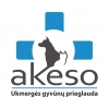 Akeso gyvūnų prieglauda, VšĮ логотип