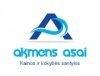 Akmens asai, UAB logotipas