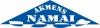 Akmens namas, UAB логотип