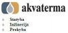 Akvaterma, UAB logotipas