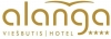 """Alangos"" viešbutis, UAB logotipas"