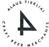 Alaus pirkliai, UAB logotipas
