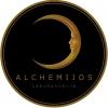 Alchemijos laboratorija, MB logotyp