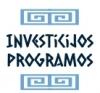 Investicijos programos, UAB logotipas